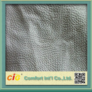 Plain Grey Fabric for Sofa Cover Textile Polyester Cotton Rayon pictures & photos