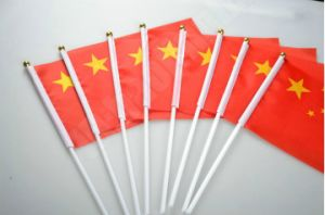 Polyester Advertising Printed Polyester Custom Flag pictures & photos