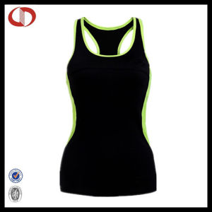 High Quality Sexy Sport Wear Slim Fit Women Sport Top pictures & photos