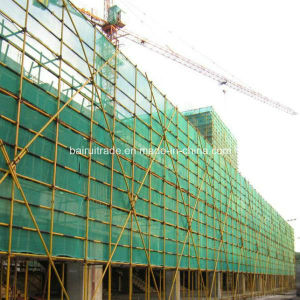 Scaffold Building Green Construction Shading Net for Export pictures & photos