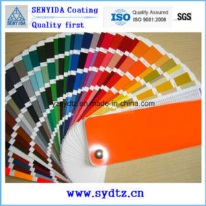 Hot Sell High Light Epoxy Polyester Powder Coating pictures & photos