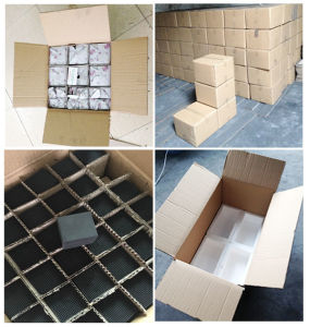 Honeycomb Activated Carbon for Removal H2s pictures & photos