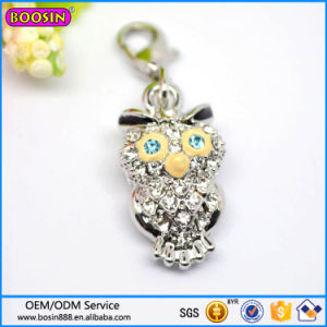 2015 Hot Selling Fashion Jewelry Animal Charm, Night Owl Charm pictures & photos