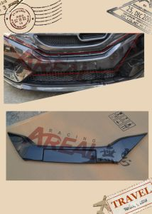 Nobless Bumper Mask for 2014 Honda Jazz Fit RS pictures & photos
