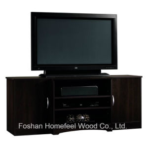 Entertainment Living Room Furniture Wooden TV Cabinet (TVS07) pictures & photos