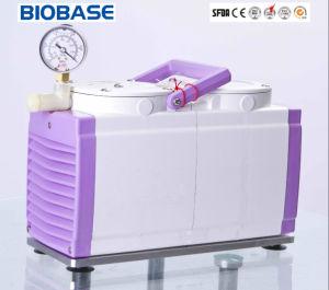 GM-0.33b Laboratory 20 L/Min 50mbar Double Head Diaphragm Vacuum Pump pictures & photos