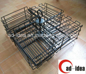 Wire Disply Rack, Wire Rotating Stand. Wire Countertop Stand Wire Rack (Mdr-031) pictures & photos