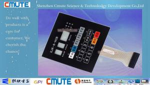 Multi- Key LED Indicate F150 Overlay Membrane Keypad pictures & photos