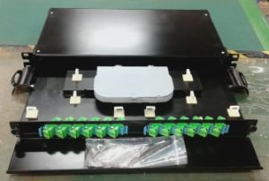 Sheet Metal Distribution Electrical Cabinet (FDU-24) pictures & photos