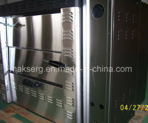 Lasert Cutting Metal Catering Equipment Enclosure pictures & photos