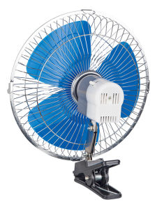 10′′oscillating Full-Seal Car Fan (WIN-110) pictures & photos