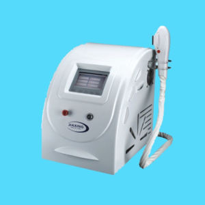 Portable IPL Beauty Salon Equipment for Hair and Frackle Removal