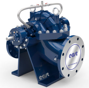 Self Suction Pump Double Gear Pump Hydraulic Double Gear Pump pictures & photos
