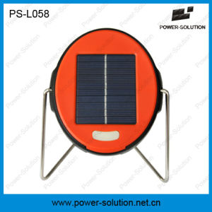 Qualified Solar Desk Lamp with 2 Years Warranty Rechargeble Battery Light pictures & photos