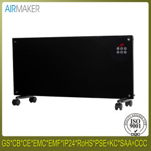 Tempering Glass Panel Indoor Natural Gas Heater pictures & photos