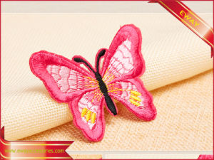 Applique Sequin Embroidered Embroidery Patch Chenille Patch Fabric Patch pictures & photos