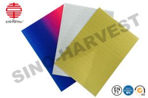 Gold & Silver Corrugated Paper