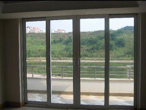 Top Quality Aluminum Cladding Larch Wood Windows, Casement