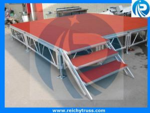 Reichy Event to Used Portable Stage for Sale pictures & photos