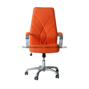 PU Adjustable Office Ergonomic Manager Director Computer Lift Chair (FS-9007) pictures & photos