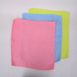 Multicolor, Customization, Ultra-Fine Fiber Cleaning Cloth, Small Grid Design, Durable