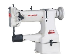 Single-Needle Cylinder-Bed Sewing with Unison Feed