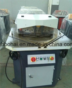 Fixed 90degree Notching Machine for Metal Box Making pictures & photos
