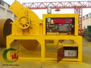 Hammer Break Hammer Crusher, Bluestone Hammer Mill Crusher Stone Machine pictures & photos