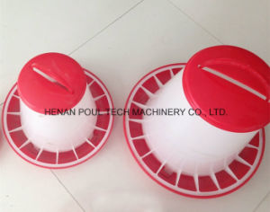 Poultry Farm Plastic Chicken & Day Old Chicken Feeder pictures & photos