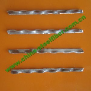 0.4mm Wavy Stainless Steel Fiber for Concrete Reinforcing pictures & photos