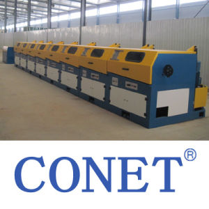 Conet Factory Supply Wire Drawing Machine with CE & SGS Certificate pictures & photos