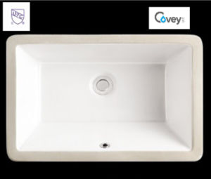 21′′sanitary Ware Bathroom Ceramic Washbasin/Sink (A-202D) pictures & photos