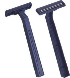 Twin Blade Disposable Razor (KD-H2001) pictures & photos