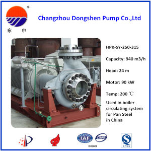 Hpk-Sy250-315 Hot Water Pump for Circulation Application