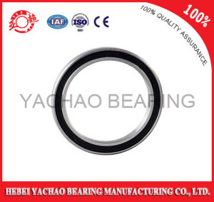 Gcr15 Chrome Steel Deep Groove Ball Bearing (61918ZZ RS OPEN) pictures & photos