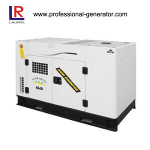10kw High Efficiency silent Style Diesel Generator Set pictures & photos
