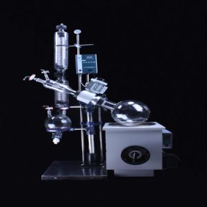 R1002b New Type Vacuum Film Rotary Evaporator with Heating Bath and Chiller pictures & photos