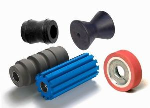 Equipment Custom Rubber Coated Roller pictures & photos