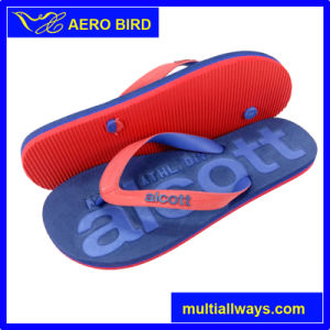 Various Color Comfortable EVA Sole Flip Flops for Men pictures & photos