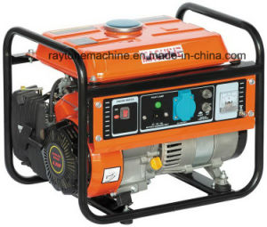 Portable Gasoline Generator Power Range From 1.25kVA-6.25kVA pictures & photos