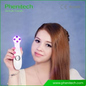 Skin Care Electrical Portable Multifunction EMS & Electroporation Handheld Beauty Device