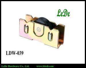 Roller for Folding Door Nylon Roller Steel Frame Ldw-039 pictures & photos