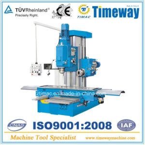 Universal Vertical/Horizontal Boring & Milling Machine pictures & photos