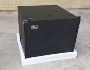 "Professional High Power Veras18 18"" Line Array Subwoofer Speaker Box pictures & photos"