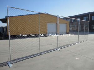Garden Steel Fence/Hot Dipped Galvanized Steel Fencing/Garden Wire Steel Fence pictures & photos