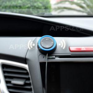 Electronic Steering Wheel Bluetooth Car Kit (BT-02)
