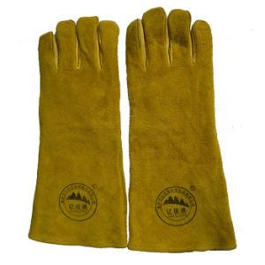 "16"" Welding Industry Working Gloves for Welders pictures & photos"