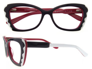 New Arrived Top Quality Acetate Spectacle Frame with Ce Approved pictures & photos