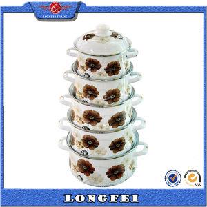 6PCS China Wholesale Casserole Hot Pot pictures & photos
