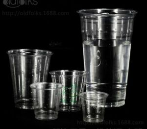 Pet / PP High Quality Disposable Plastic Cups for Juice / Disposable Cup pictures & photos